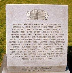 Greshamville Cemetery