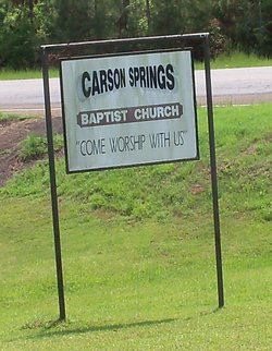 Carson Springs Cemetery