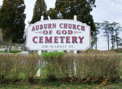 Auburn Church of God Cemetery