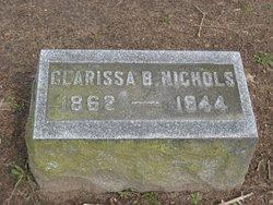 Clarissa Belle <i>Minar</i> Nichols