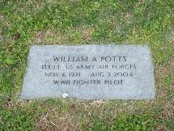 William Anderson Bill Potts