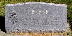 Fannie <i>Nutting</i> Beebe