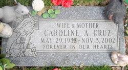 Caroline A. Cruz