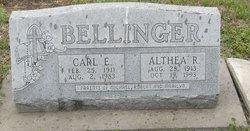 Althea R. Bellinger