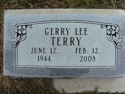 Gerry Lee Terry