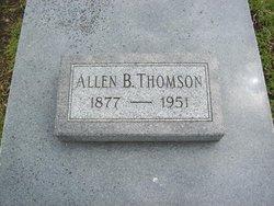 Allen B Thomson