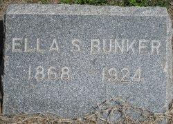 Ella Spencer <i>Brown</i> Bunker