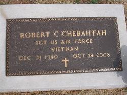 Robert Clifton Chebahtah