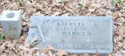 Myrtle Helen <i>Kilpatrick</i> Barker
