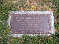 Kenneth Kyle Abbott, Sr