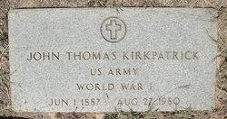 John Thomas Kirkpatrick