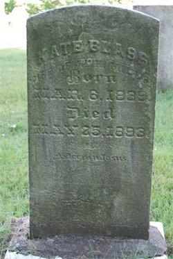 Catherine Kate <i>Blass</i> Miller