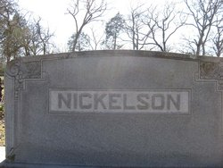 William Henry Harrison Nickelson
