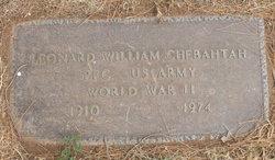 Leonard William Chebahtah