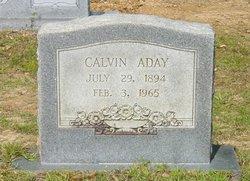John William Calvin Calvin Aday