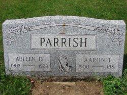 Aaron Thomas Parrish