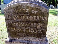 Adeline Elizabeth Addie <i>Meek</i> Thornburgh