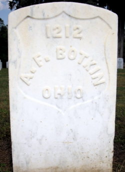 Amos S Botkin