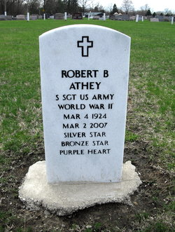 Robert B Bob Athey