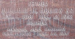Nellie <i>Jee</i> Adams