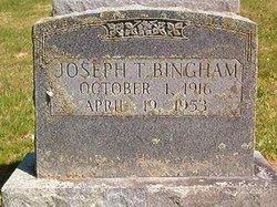 Joseph T Bingham