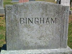 Cordelia Emmeline Delia <i>Love</i> Bingham