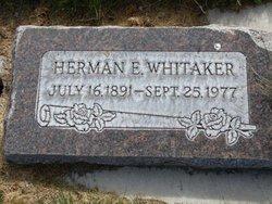Herman Ellis Whitaker