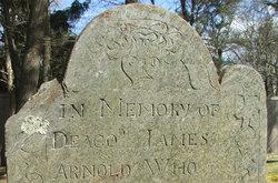 Deacon James Arnold