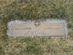 Frances A Ackerman