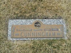 Mabel Frances Mae <i>Long</i> Cunningham