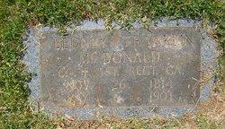 Bedney Franklin McDonald