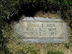 Nellie S Rich
