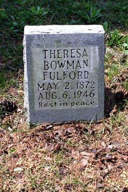 Theresa Bowman Fulford