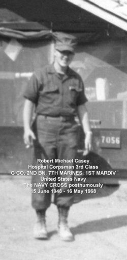 Robert Michael Casey