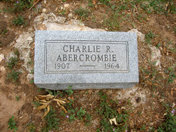 Charlie R. Abercrombie