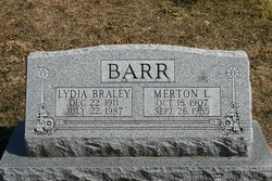 Lydia Braley Barr