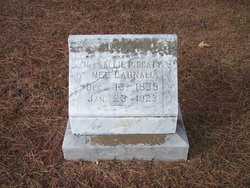 Mrs Sallie P. <i>Darnall</i> Beaty