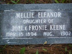 Mellie Eleanor Keene