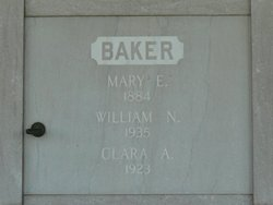 Clara C Baker