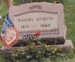 Daniel Moxon