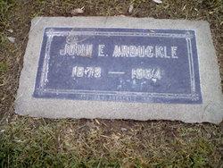 John Everett Arbuckle