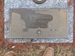 E D Lyman