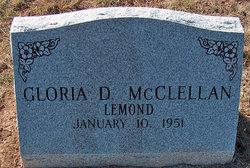 Gloria Dolphine <i>McClellan</i> Lemond