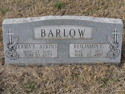 Erma E <i>Atkins</i> Barlow