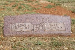 Clarence A. Baker