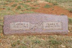 Clara Mae <i>Harper</i> Burleson