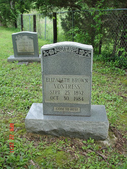 Elizabeth <i>Brown</i> Vontress