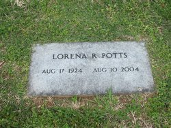 Mabel Lorena <i>Ray</i> Potts