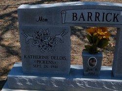 Katherine Delois Pickens Barrick