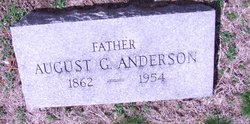 August G Anderson